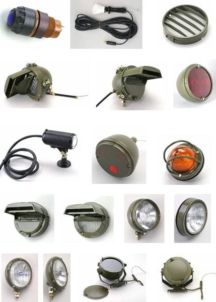 We manufacture lights for difficult climatic conditions
