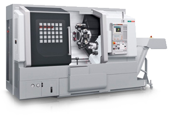 CNC lathes mostly by MORI SEIKI